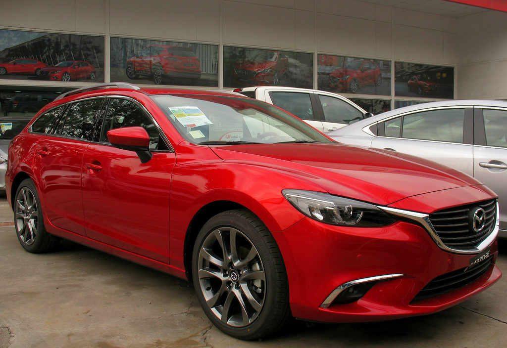 Mazda buyers