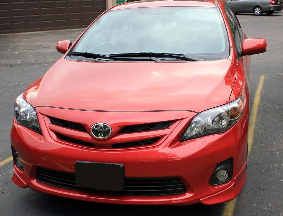 Toyota buyer